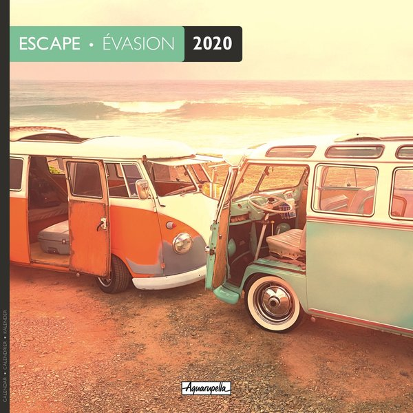 Aquarupella Escape Kalender 2020