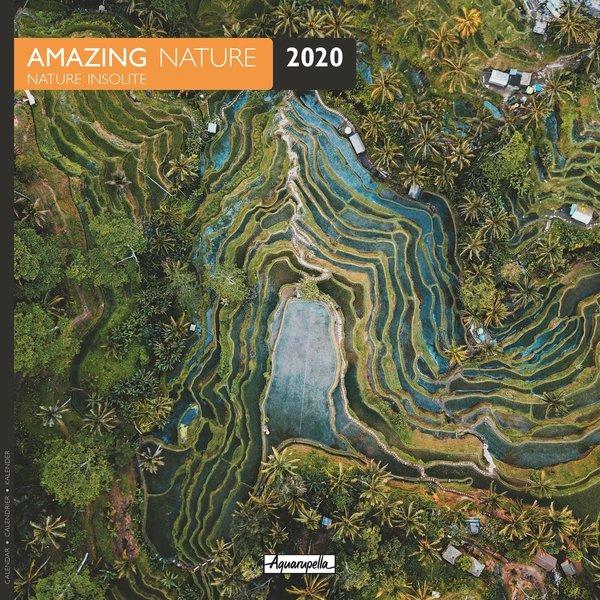 Aquarupella Amazing Nature Kalender 2020