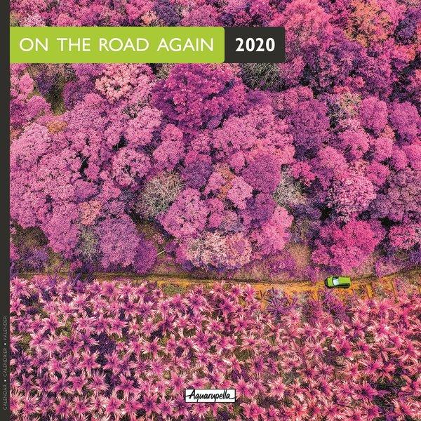 Aquarupella On The Road Again Kalender 2020