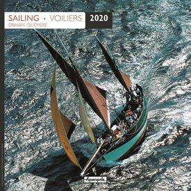 Aquarupella Zeilen - Sailing Kalender 2020