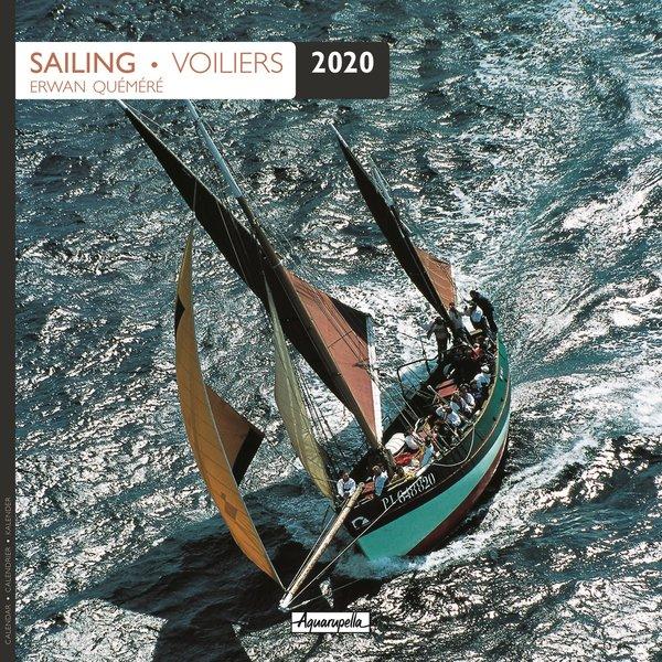 Aquarupella Segeln - Sailing Kalender 2020