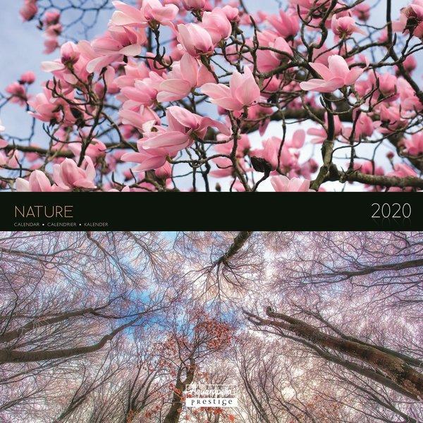 Aquarupella Natuur - Nature Kalender 2020