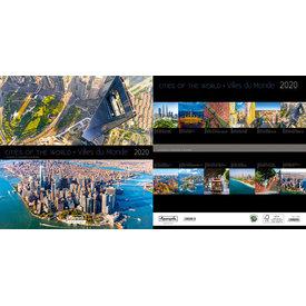Aquarupella Cities of the World Kalender 2020
