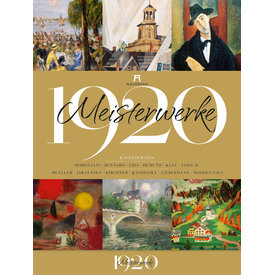 Ackermann Meisterwerke 1920 Kalender 2020