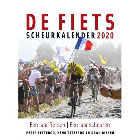 Fahrrad Abreißkalender 2020