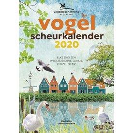 Veen Bosch & Keuning Vogel Abreißkalender 2020