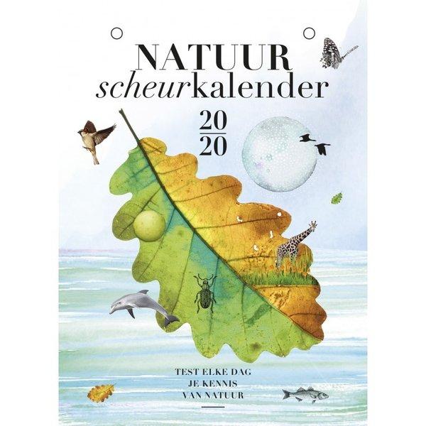 Veen Bosch & Keuning Natuur Scheurkalender 2020