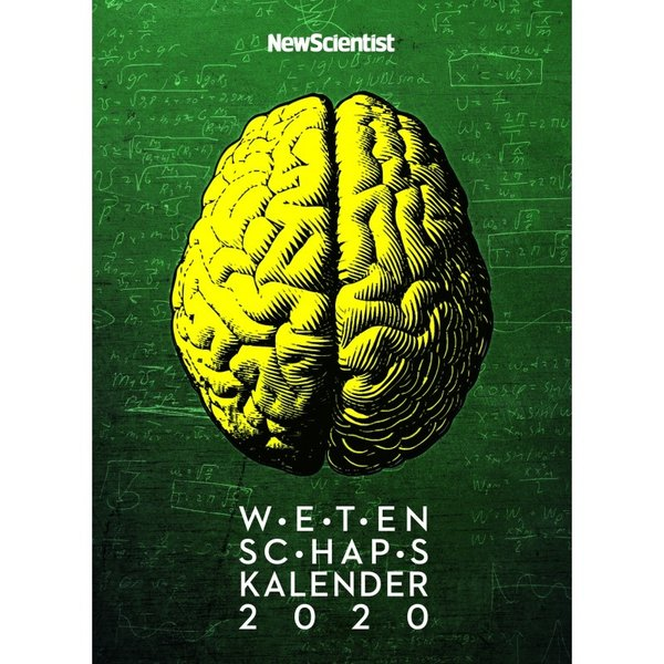 Veen Bosch & Keuning NewScientist Wetenschaps Scheurkalender 2020