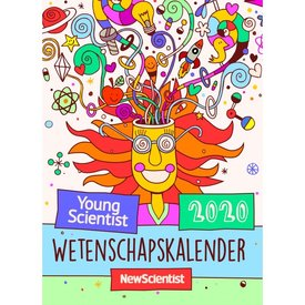 Veen Bosch & Keuning Young Scientist Wetenschaps Abreißkalender 2020