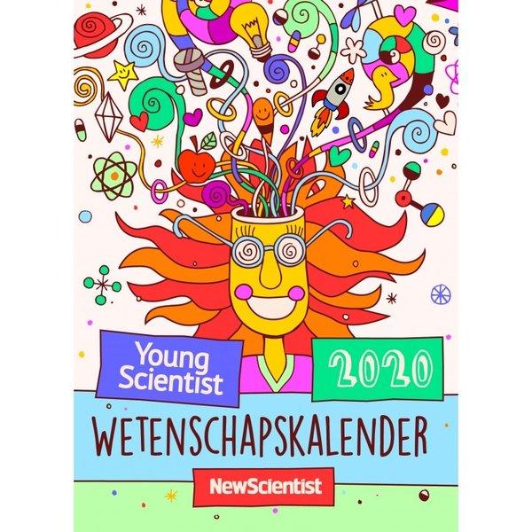 Veen Bosch & Keuning Young Scientist Wetenschaps Scheurkalender 2020
