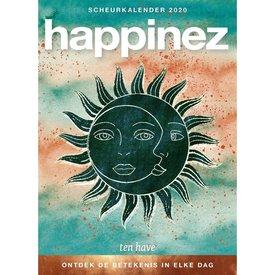 Happinez Scheurkalender 2020