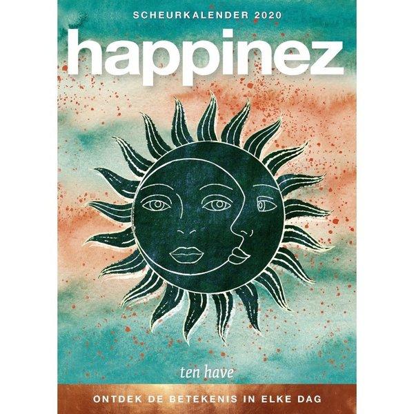 Happinez Spirituele Scheurkalender 2020