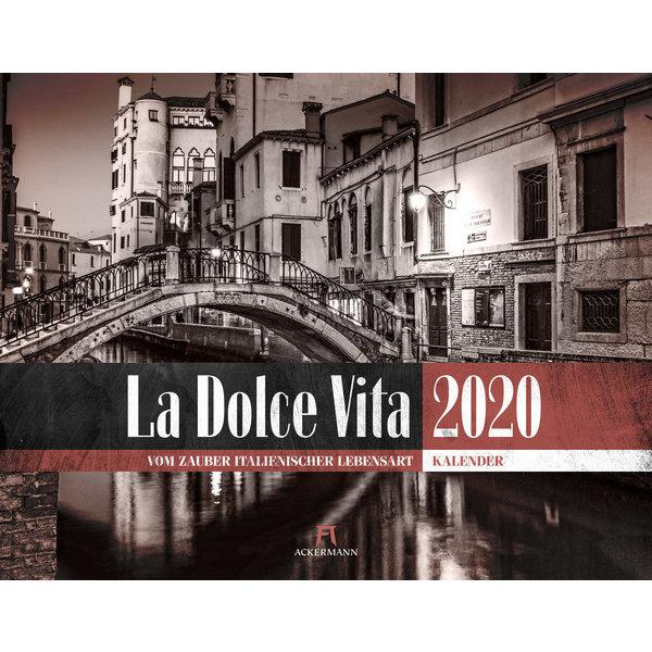 Ackermann La Dolce Vita Kalender 2020