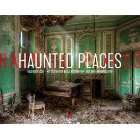 Ackermann Haunted Places Kalender 2020