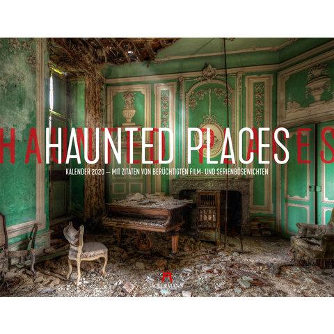 Haunted Places Kalender 2020
