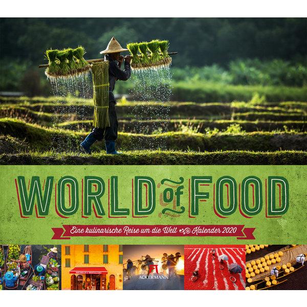 Ackermann World of Food Kalender 2020