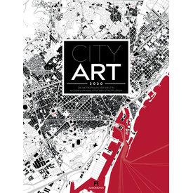Ackermann City Art Kalender 2020