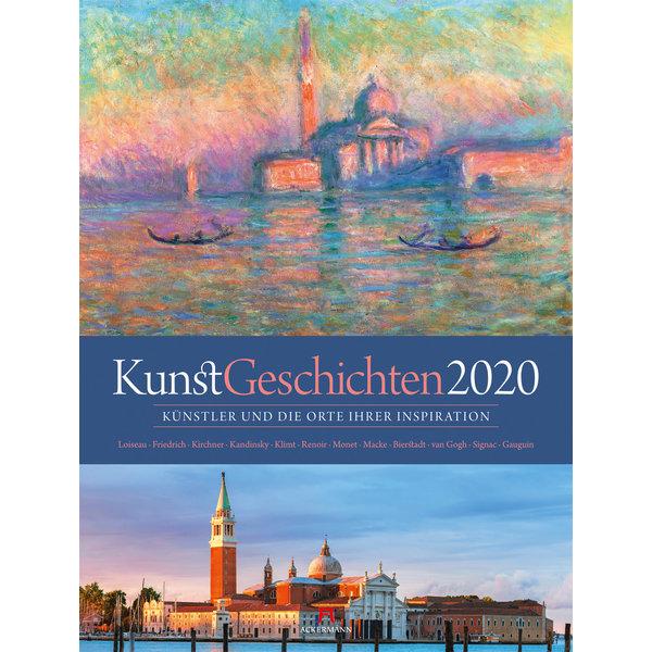 Ackermann KunstGeschichten Kalender 2020
