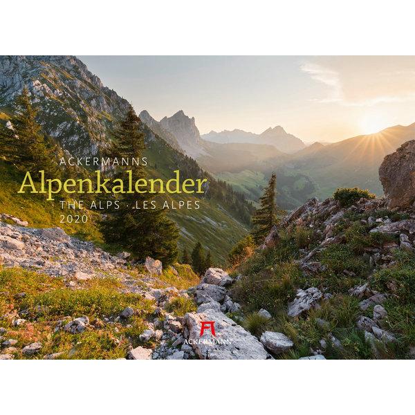 Ackermann Ackermanns Alpenkalender 2020