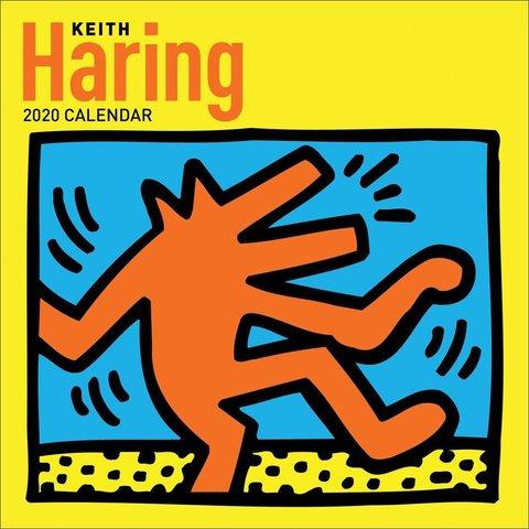 Keith Haring Kalender 2020