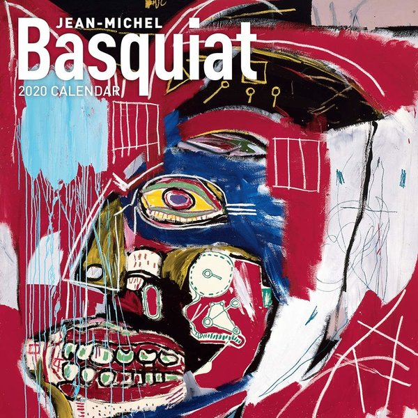 Abrams Jean-Michel Basquiat Kalender 2020