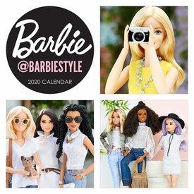 Abrams Barbie @Barbiestyle Kalender 2020