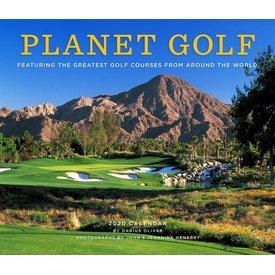 Abrams Planet Golf Kalender 2020