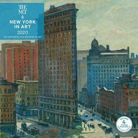 Abrams New York in Art Kalender 2020