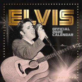 Danilo Elvis Presley Kalender 2020