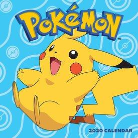 Abrams Pokémon Kalender 2020