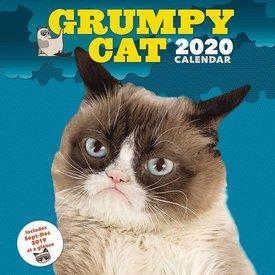 Chronicle Books Grumpy Cat Kalender 2020