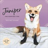 Juniper The Happiest Fox Kalender 2020