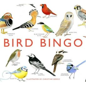 Laurence King Publishing Vogel - Bird Bingo