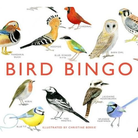 Vogel - Bird Bingo