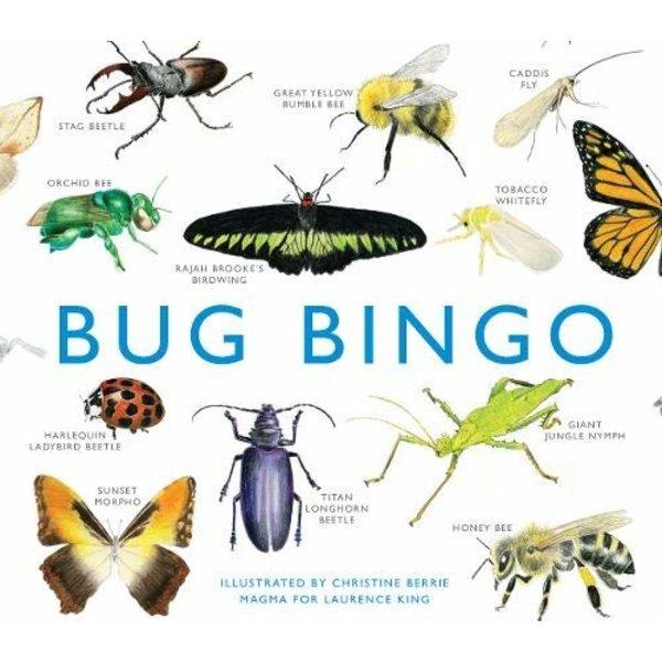 Laurence King Publishing Insekten- Bug Bingo