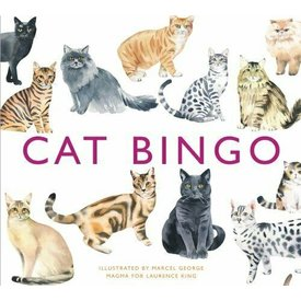 Laurence King Publishing Katten - Cat Bingo