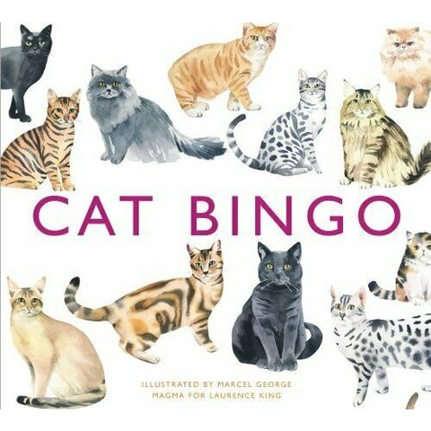 Katzen - Cat Bingo