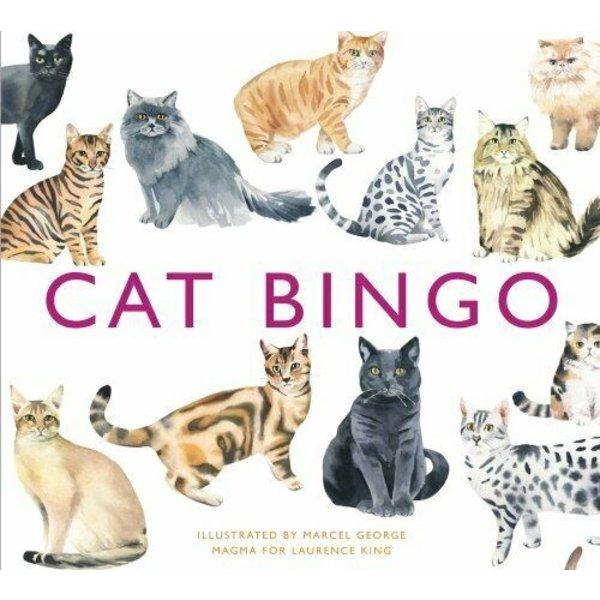 Laurence King Publishing Katzen - Cat Bingo
