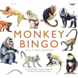 Laurence King Publishing Apen - Monkey  Bingo