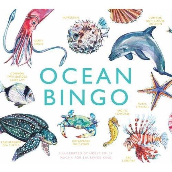 Laurence King Publishing Oceaan - Ocean Bingo