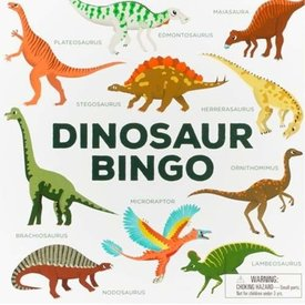 Laurence King Publishing Dinosaurus - Dinosaur Bingo