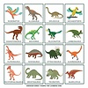 Dinosaurus - Dinosaur Bingo
