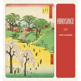 Pomegranate Hiroshige Kalender 2020