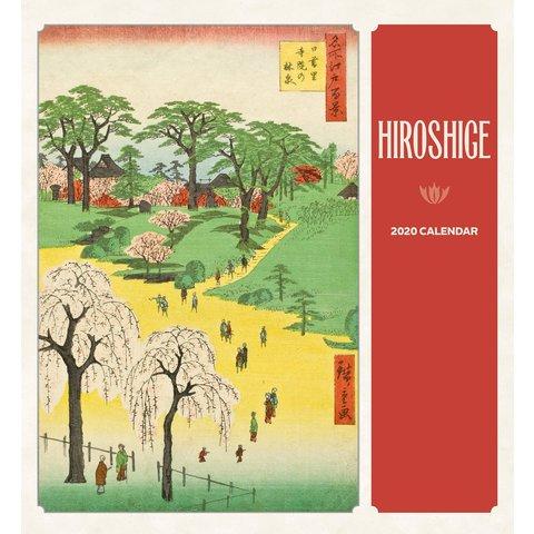Hiroshige Kalender 2020