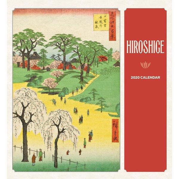 Pomegranate Utagawa Hiroshige Kalender 2020