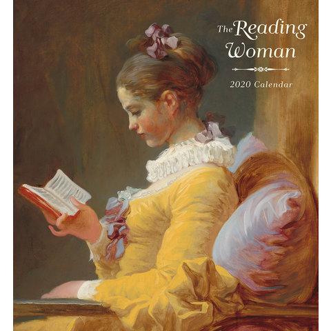 The Reading Woman Kalender 2020