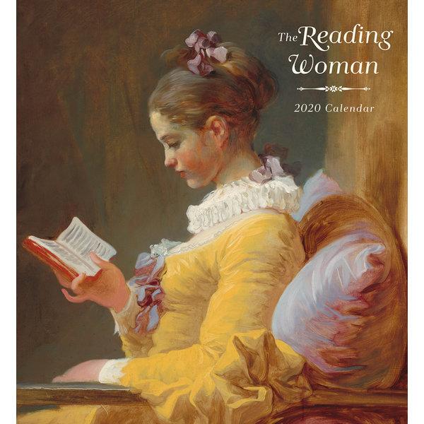 Pomegranate The Reading Woman Kalender 2020
