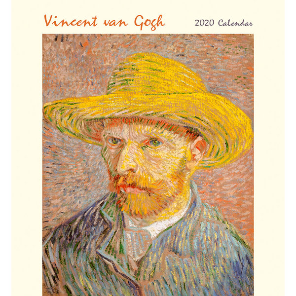 Pomegranate Vincent van Gogh Kalender 2020