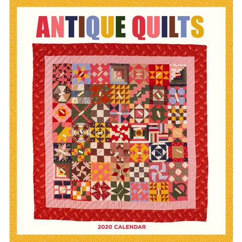 Antique Quilts Kalender 2020