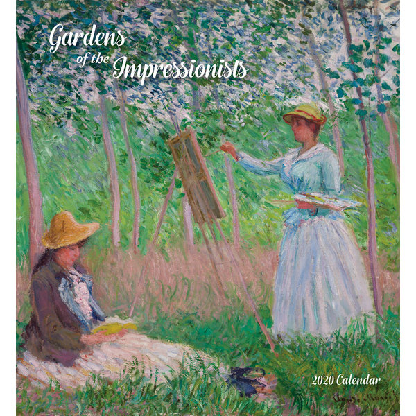 Pomegranate Gardens Of The Impressionists Kalender 2020